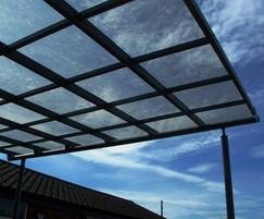 Brandon canopy shelter, Enfield