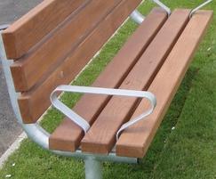 External seating