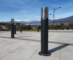 Genesis Barrier and Bollard