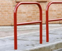 Hoop Barrier - detail