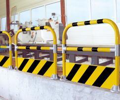Safety Hoop Barrier