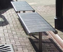 Orion Stainless Steel Bench