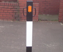 Heavy Duty Removable Bollard