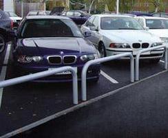 Heavy Duty Steel Hoop Barriers