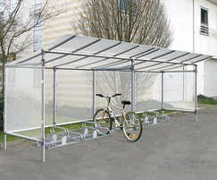 6 Space High Low Cycle Stand