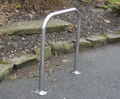 Sheffield Stainless Steel Cycle Stand - Surface Mounted
