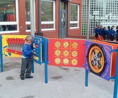 Games & Activity Play Panels