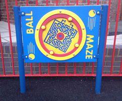 Maze Ball - Games & Activity Play Panels