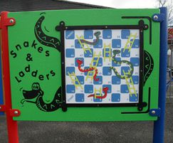Snakes & Ladders - Games & Activity Play Panels