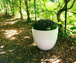 Drawbell GRP Planter