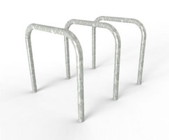 Springwell Range - steel cycle stand