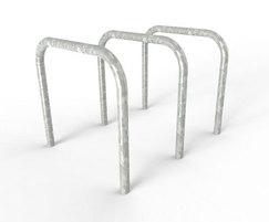 Regent Range - steel cycle stands