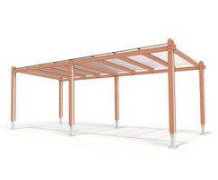 Sentinel Range - timber canopy