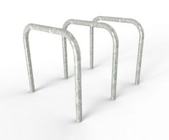 Sentinel Range - steel cycle stands