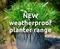 Bailey Streetscene: New weatherproof planter range from Bailey Streetscene