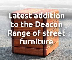 Bailey Streetscene: Latest addition to the Deacon Range of street furniture