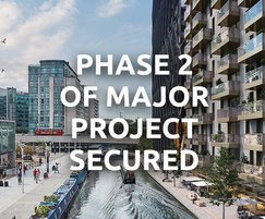 Bailey Streetscene: Secured phase 2 of project in the heart of London