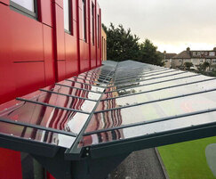 Canopy for new school