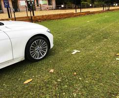 Bodpave® 85 with a grassed finish