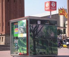 Tourist Information Office - display windows
