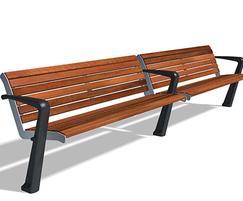 DAE - Proa Double Bench