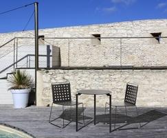 LEG tables are part of the Italian Urbantime range