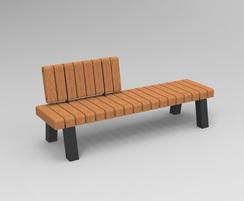 POC - Sturdy park bench