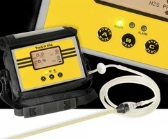 Sensors Ltd TRAK IT IIIA combustible gas leak surveyor
