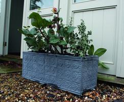 Cardinal window box planter