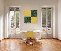 Feature Wall modular green wall