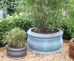 Bell planters