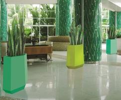 Pentik barrier planters