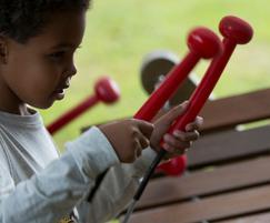 Akadinda from Percussion Play