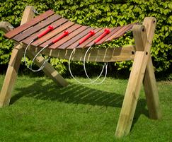 Akadinda Xylophone for Parks