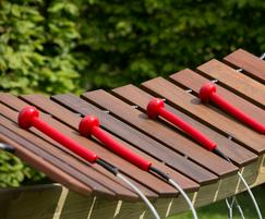 Large Outdoor Xylophone