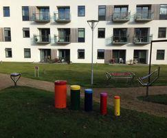 Drums for Communal Play Areas