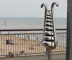 Bell Lyre on the Pier