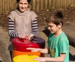 Outdoor Drums For Playgrounds