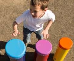 Outdoor Drums For Play Areas