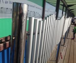 Seaside Chimes For Public Areas