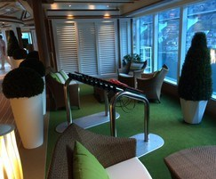Grand Marimba on Cruise Ship