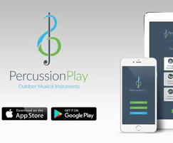Percussion Play: Percussion Play launches new 'App'