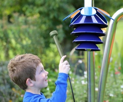 Harmony Bells (G4-G5) for parks and playgrounds