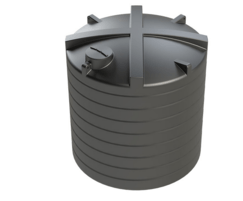 30,000-litre WRAS approved potable water storage tank