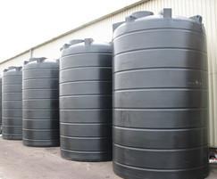 Enduramaxx 20,000-litre rainwater tanks