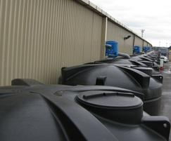 Enduramaxx tanks are Water Technology List approved
