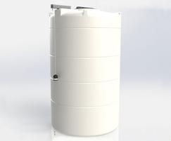 Enduramaxx tank with LiquiLevel tank level indicator
