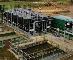 Bespoke treatment tanks for green solutions company