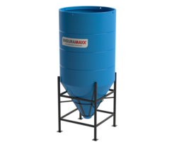 3150 ltr open top cone in Blue option