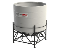 10000 ltr Conical Tank Natural